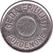 Token - GEDA FRIULI SpA (Pordenone) – obverse