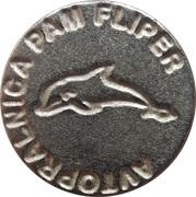 Car Wash Token - Avtopralnica Pam Fliper (Slovenske Konjice) – reverse