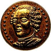 Token - Louis XV – obverse