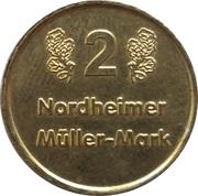 2 Nordheimer Müller-Mark - Apotheke Müller (Nordheim) – reverse