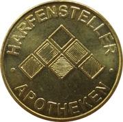 Harfen Heller - Harfensteller Apotheken – obverse