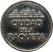 Token - Ciudad dela Raqueta (Madrid) – obverse