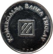 Token - Komercialna Banka Triglav (32 mm) – obverse