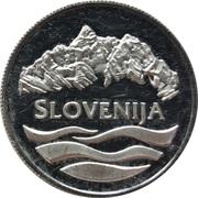 Token - Komercialna Banka Triglav (32 mm) – reverse