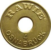 Token - Rawie Osnabrück (25 mm) – obverse