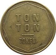 Token - Ton Ton Club (Amsterdam) – obverse