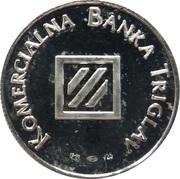 Token - Komercialna Banka Triglav (25 mm) – obverse