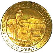 ½  Dollar - Portsmouth Sesquicentennial (Ohio) – obverse