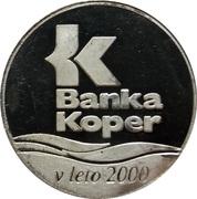 Token - Banka Koper (Koper) – obverse