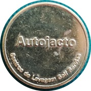 Car Wash Token - Autojacto – obverse