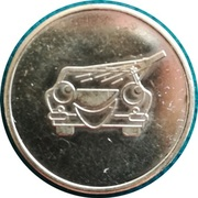 Car Wash Token - Autojacto – reverse
