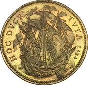 Token - Richelieu (Hoc Duce Tuta; Restrike) – reverse