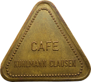 Token - Café Kuhlmann (Luxembourg) – obverse