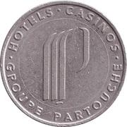 1 Dinar - Casino De Djerba (Groupe Partouche) -  obverse