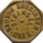 Token - Café Bausch Koedinger (Steinsel) – obverse