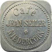 Token - Café Jean Seiler (Niedercorn) – obverse