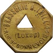 Token - Brasserie Thill (Luxembourg) – obverse