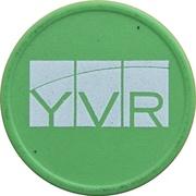 Parking Token - YVR (Vancouver International Airport) – obverse