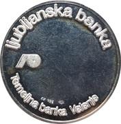 Token - Hotel Larix (Kranjska Gora) – reverse
