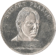 Esso Token - 1990 England World Cup Collection (Stuart Pearce) – obverse