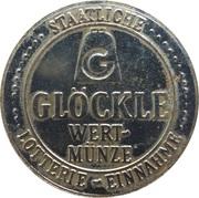 Token - Glöckle – obverse
