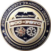Medallion - Southwestern Community College Public Safety Training Center – obverse