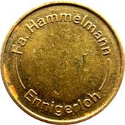 Token - Fa. Hammelmann (Ennigerloh) – obverse