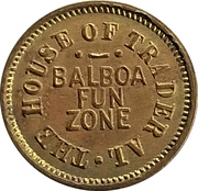 5 Cents - The House of Trader Al – obverse