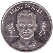 Token - KNVB (Frank De Boer) – obverse