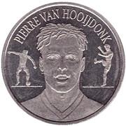 Token - KNVB Oranje 2000 (Pierre Van Hooijdonk) – obverse