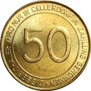 50 Thaler - Cellerdorf – reverse
