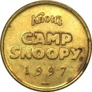 Token - Knott's Camp Snoopy – obverse