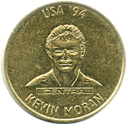 Token - Centra Commemorative Coin Collection (USA '94 - Kevin Moran) – obverse
