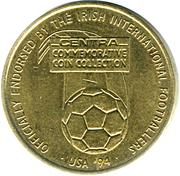 Token - Centra Commemorative Coin Collection (USA '94 - Kevin Moran) – reverse