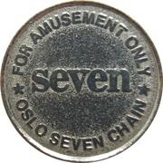 Token - Seven Chain (Oslo) – obverse