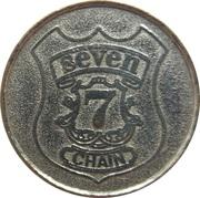 Token - Seven Chain (Oslo) – reverse