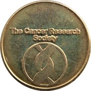 Token - The Cancer Research Society (Montreal, Quebec) – obverse