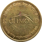 1 Dollar - EasyPark (Richmond, British Columbia) – reverse