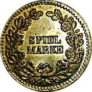 Spiel Marke (Kaiser V Österreich) – reverse
