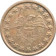 Token - Liberty (Eagle) – reverse
