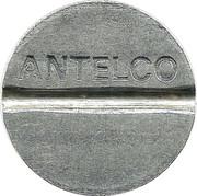 Telephone Token - ANTELCO – reverse