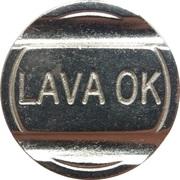 Token - Lava OK – obverse