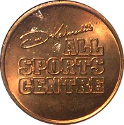 Token - Don Koharski All Sports Centre – obverse