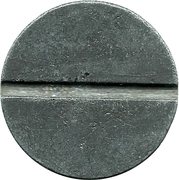 Telephone Token - COTAS (without date) – reverse