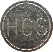 Token - HCS (MMC M97A) – obverse