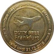 2 Euro - Heinemann Duty Free (Frankfurt Airport) – obverse