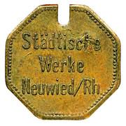 5 kWh - Städtische Werke (Neuwied am Rhein) – obverse