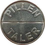Pillen Taler - Bären Apotheke (Tübingen, Herrenberg, Rottenburg) – obverse