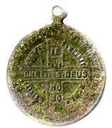 Indulgences Medal - Leo XIII – reverse