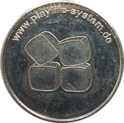 Token - Playlife System – obverse